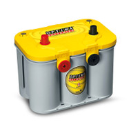 Optima D34/78 12V 55Ah Group 34 Yellow Top Deep Cycle Starting Battery