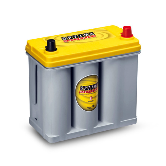 Optima D51RT2 12V 38Ah Group 51 Yellow Top Deep Cycle Starting Battery