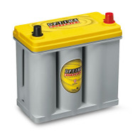 Optima D51R 12V 38Ah Group 51 Yellow Top Deep Cycle Starting Battery
