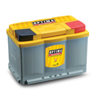 Optima DH6 12V 72Ah Yellow Top Deep Cycle Starting Battery