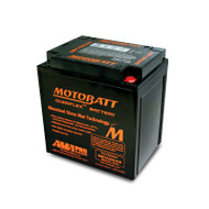 Motobatt MBTX30UHD 12V 32Ah 390CCA AGM Motorcycle Battery with Quadflex Technology