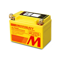 Motobatt MPLX7U-HP 12V 2.2Ah 165CCA Lithium Motorcycle Battery with Balance & Protection System