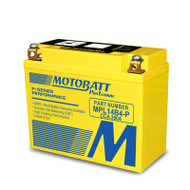 Motobatt MPL14B4-P 12V 4.0Ah 280CCA Lithium Motorcycle Battery with Balance System
