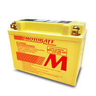 Motobatt MPLTZ14S-HP 4.0Ah 280CCA Lithium Motorcycle Battery with Balance & Protection System