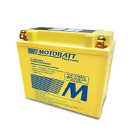 Motobatt MPLX16U-P 5.0Ah 370CCA Lithium Motorcycle Battery with Balance System