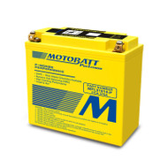 Motobatt MPL51814-P 5.0Ah 370CCA Lithium Motorcycle Battery with Balance System