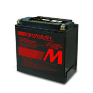Motobatt MPLX20UHD-HP 6.0Ah 450CCA Lithium Motorcycle Battery with Balance & Protection System