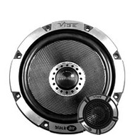 "Vibe Black Edition 6.5"" 360 Watt Component Speakers"