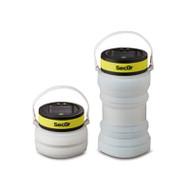 Secur SP-1108 Collapsible Solar Powered Bottle Lantern