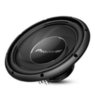 "Pioneer TS-A30S4 1400W 12″ Entry ""A"" Series Subwoofer with Single 4 Ohm Voice Coil"