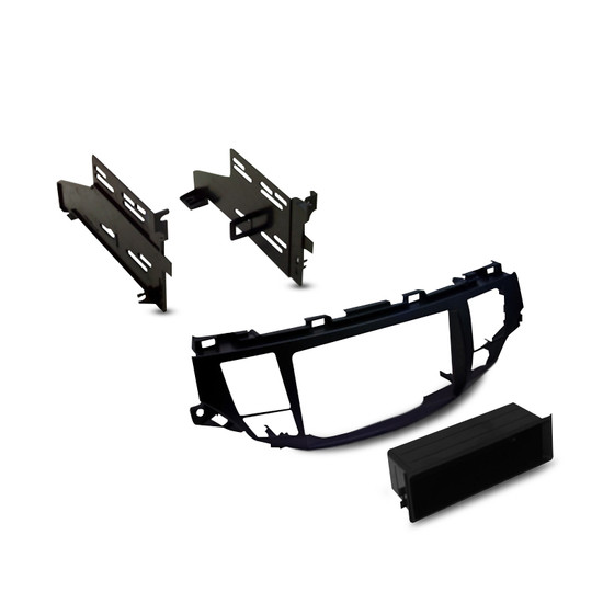Best Kits BKHONK854D Multi-Din Radio Fascia Kit to Suit Honda Accord