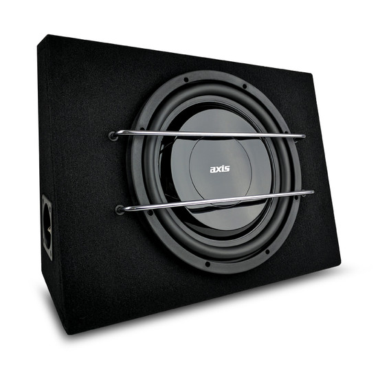 "axis XT12B 400W 12"" Shallow Subwoofer in a Box"
