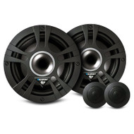 "BLAUPUNKT VC 652 Velocity Series 320W 6"" 2-Way Component Speakers"
