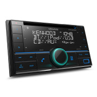 Kenwood DPX-5200BT Dual DIN USB/CD Receiver with Bluetooth and Smartphone Connectivity