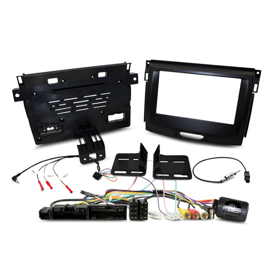 Aerpro FP8473K Professional Install Kit to Suit Ford Ranger