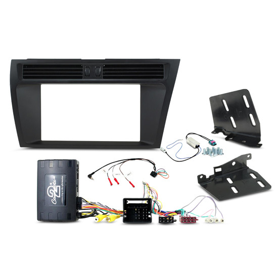 Aerpro FP8491K Non Amplified 2-DIN Install Kit to Suit Audi A4/A5