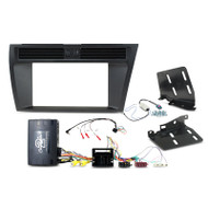 Aerpro FP8494K Amplified 2-DIN Install Kit to Suit Audi A4/A5
