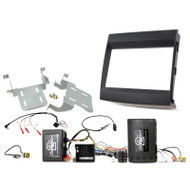 Aerpro FP8511K Amplified 2-DIN Install Kit to Suit Porsche Cayenne