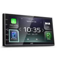 "JVC KW-M745DBT 6.8"" Apple CarPlay/Android Auto/Bluetooth/Spotify/DAB+ Multimedia Receiver"