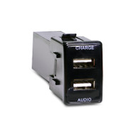 Aerpro APUSBGM2 USB Sync/Charger Socket to Suit Holden/Isuzu Vehicles
