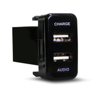 Aerpro APUSBTO2 USB Sync/Charger Socket to Suit Toyota Vehicles