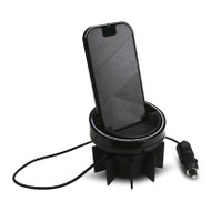 Aerpro APDCCUP 15W QI Wireless Charging Smartphone Cup Holder Mount