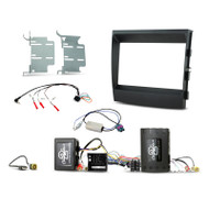 Aerpro FP8507K 2-DIN Install Kit to Suit Porsche Panamera - Amplified/ParkingAssist Display