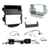Aerpro FP8512K 2-DIN Install Kit to Suit Porsche Macan - Non Amplified
