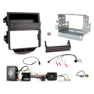 Aerpro FP8513K 2-DIN Install Kit to Suit Porsche Macan - Amplified