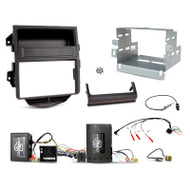 Aerpro FP8515K 2-DIN Install Kit to Suit Porsche Macan - Amplified/ParkingAssist Display