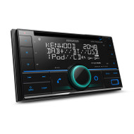 Kenwood DPX-7200DAB Double DIN USB/CD Receiver with Bluetooth/DAB+/Spotify/Built-In Alexa