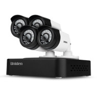 Uniden GDVR10440 4 CH Full HD 1080P Security Camera System