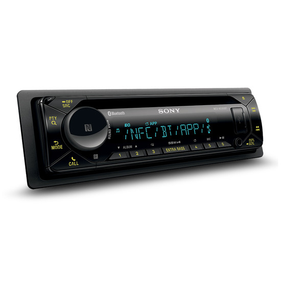 Sony MEX-N5300BT CD Receiver with BLUETOOTH® Technology