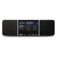 Axis AX1300BT Single DIN 12/24V BT Mechless AM/FM Multimedia Player w/ Built-In Speakers