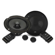 """Axis XT6022 6"""" 200W 2-Way Component Speaker System"""