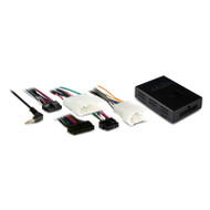 Aerpro AXTOTY2 Amplifier Retention Interface to Suit Toyota Vehicles
