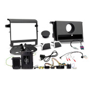 Aerpro FP8409KC Double DIN Install Kit to Suit Landrover Discovery - Black