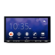 "Sony XAV-AX5500 6.95"" Apple CarPlay/Android Auto/WebLink Cast/Bluetooth Media Receiver"