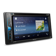 "Pioneer AVH-A215BT 6.2"" Bluetooth/iPod/iPhone/USB/Aux-In Multimedia AV Receiver"