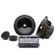 """Precision Power 355CS 5-1/4"""" 2-Way Component Speakers System - 1 Pair"""