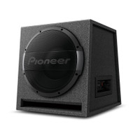 "Pioneer TS-WX1210AH 12"" 1,500W Ported Enclosure Active Subwoofer with Built-In Amplifier"
