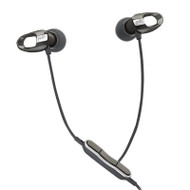 Polk Audio AM5110-A Nue Voe Headphones - Black/Silver