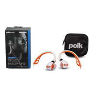Polk Audio AM3104-A Ultra Fit 3000 In-Ear Canal Sports Headphone