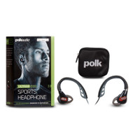 Polk Audio AM1116-A Ultra Fit 1000A In-Ear Sports Headphones
