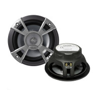 "CLARION CMQ1622R MARINE 6.5"" WATER RESISTANT Q- SERIES COAXIAL SPEAKERS 120W"