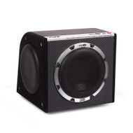 Vibe BLACKAIRB8-V6 Black Air Compact Triple 8 Inch Passive Radiator Subwoofer