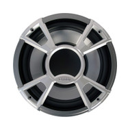 "CLARION CMQ2512W MARINE 10"" Q-SERIES SINGLE 4-OHM WATER RESISTANT SUBWOOFER 400W"