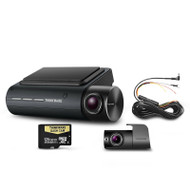 Thinkware Q800D128 Front and Rear Dash Cam w/ 128GB SD Card