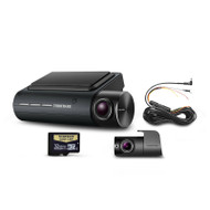Thinkware Q800PD32 Front and Rear Dash Cam w/ 32GB SD Card