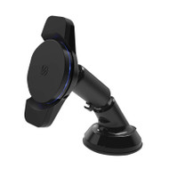 Scosche MCQWDDP-XTET MagicMount™ Charge3 Double Pivot Qi Wireless Charging Magnetic Vent Mount